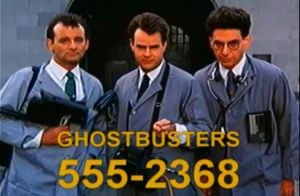 ghostbusters commercial by rgbfan475