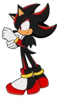 Shadow the Hedgehog by Zero20-2