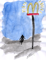Mephistopheles... by DemonCartoonist
