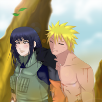 NaruHina_You'll always be my hero by SoulOfPersephone