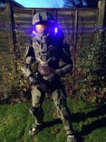 Masterchief halo 4 by Misikat