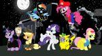 A Happy Nightmare Night by ShwiggityShwah