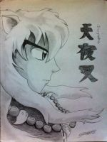 Inuyasha - The Silverhaired Halfdemon by MultRaven94