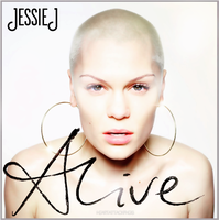 CD|Alive|Jessie J. by Heart-Attack-Png