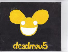 Deadmau5 Painting by FlyingColors68