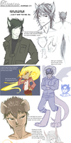 Diaries: Sketchpoop 4 by eXed-OUT