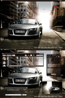 AUDI ? Wonderful by JaiiF