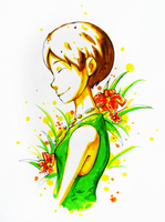 Day 5: Lilies by White-pine
