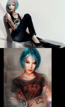 Chloe Price by SiriCC