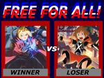 Free For All ~ How can Ed defeat Sora? by 4xEyes1987