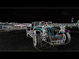 Caterham Custom no5 by mulder107
