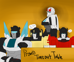Prowl's timeout table by TsukiOokami