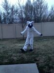 Here is my fursuit!!!! by BlizandBain