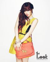 SNSD Tiffany 1st look by SeoulInfinite