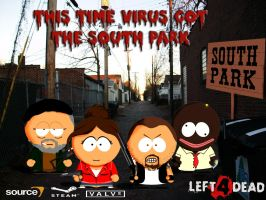 Left 4 Dead South park by joker-kornstantine