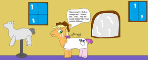 AJ and the english stylist pony pt.6 by thetrans4master
