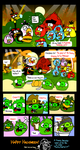 The Birds, The Pigs, and a Floating Shopping List by AngryBirdsStuff