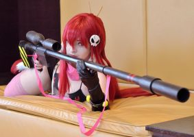 Yoko 18 by Lily-in-Leather