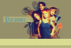 Paramore by vintagevic