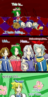 DISSIDIALAND - Fall and Turks by himichu