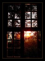 Window Of Dawn by skarzynscy