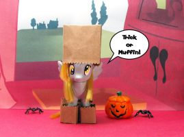 Derpy Bag Halloween Costume by AnimatorAR