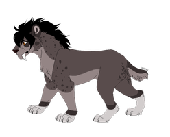 Smilodon Adopt (TAKEN) by Neon-Spots-Adopts