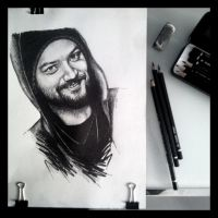 Bam Margera by HLea33