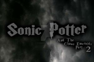 Sonic Potter and The Chaos Emerald by I-G-imagination