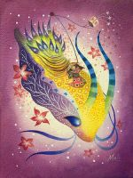 Cat Nudibranchia III by frecklefaced29
