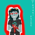 Terezi Pyrope by animelovergirlwolf14