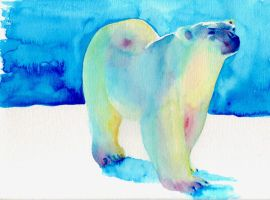 Polar Bear by Sunhorde
