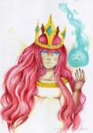 The Child of Light by paulina