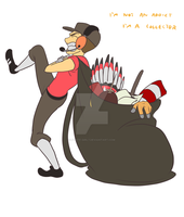 TF2: Hat Collector by forte-girl7