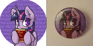 Button Draft - Twilight for Simeon by Sapphfyr