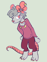 Miss Possum by ItsCarmenJones