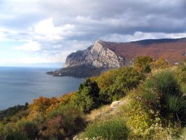 The Crimea Peninsula 02 by Pr3t3nd3r