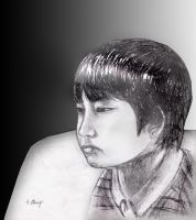 Toshio Portrait by UncleHappy5
