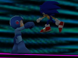 Sonic had better be in Super Smash Bros 4... by mattwo