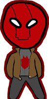The Red Hood by boybootyblunder