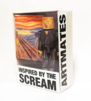 Artmates Series 1: The Scream by luke314pi