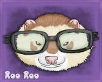 Competition Winner: Roo with Glasses by Fennic
