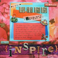 Scrapbook For Mum 5 by Glitternut