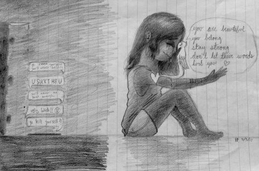 BTL #4: You Are Never Alone. by dreamsofjelly2001