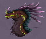 Wicked Drake by SProffitt