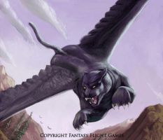FFG Highlands Winged Stalker by fuuryoku
