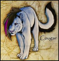 .:AT: Cougar:. by Mayasacha