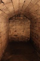 Skipton Castle Dungeon by Tasastock