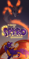 The Legend of Spyro - Solar Eclipse - Comic Info by schl4fmuetze