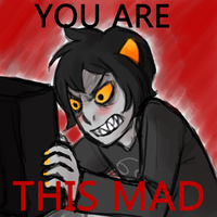 YOU ARE THIS MAD by Koshou